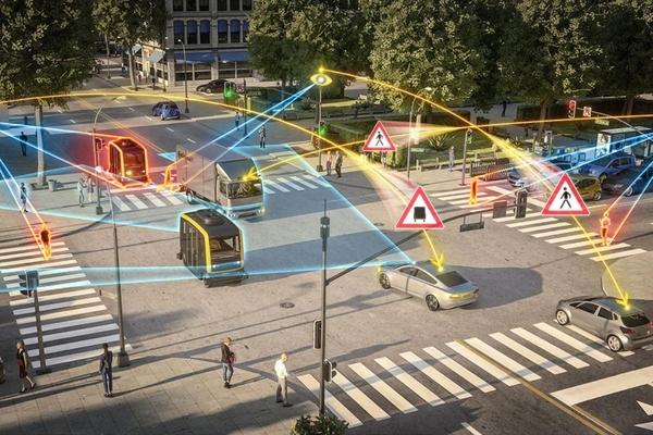 Smart infrastructure will help transportation agencies achieve their Vision Zero goals