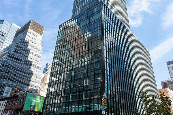 Landmark Manhattan office tower installs smart windows