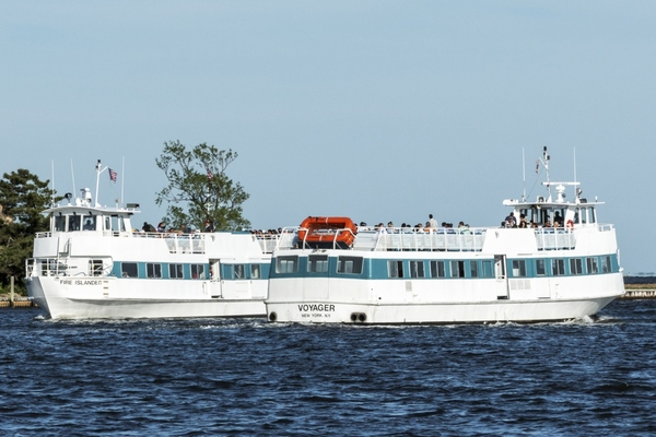 Fire Island launches Uber transit ticketing for ferry riders