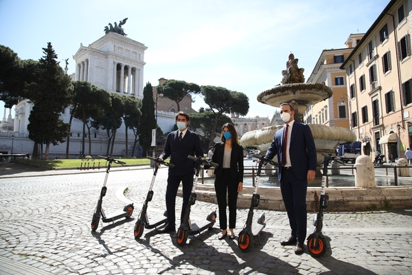 Rome pairs culture and sustainable mobility in tourism initiative