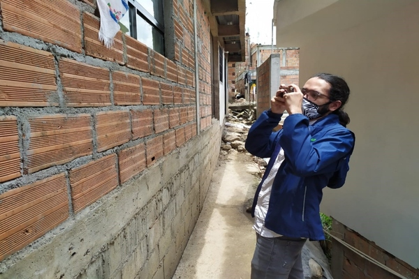 AI used to examine construction following earthquakes