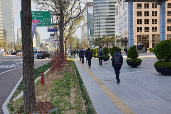 Seoul connects city with its Pedestrian Forest Path