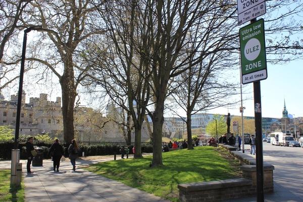 Khan pledges to be London's greenest mayor ever