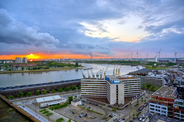 Port of Antwerp will function as a lighthouse port to demonstrate innovation