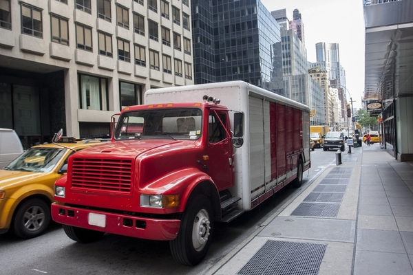 New York City plan to make last-mile freight delivery safe and sustainable