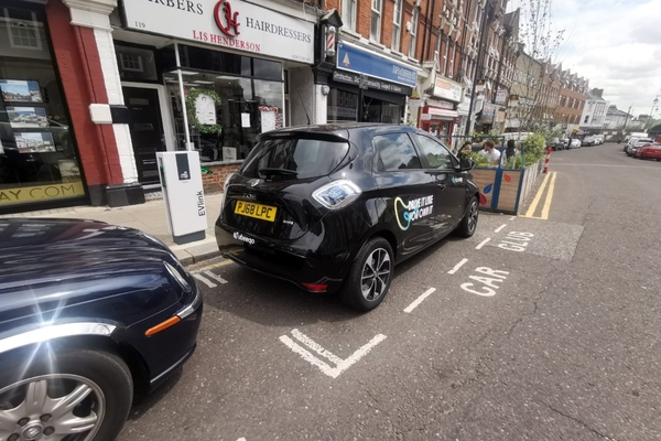 UK's first accredited mobility hub launches in London