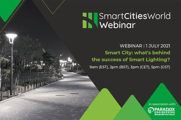 WEBINAR: Smart City: what's behind the success of Smart Lighting?