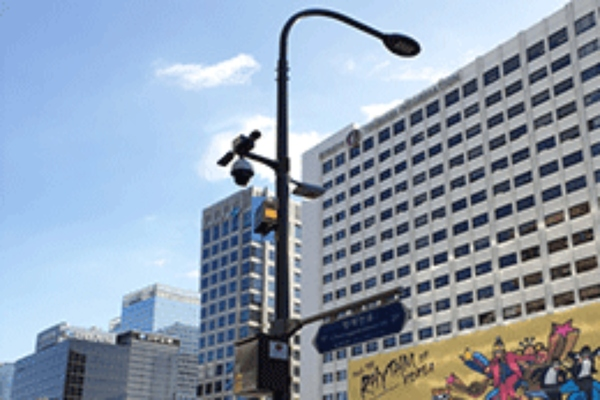 Seoul is planning to further enhance the functionality of its smart poles