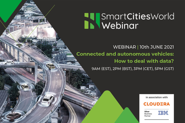 WEBINAR: Connected and autonomous vehicles: how to deal with data?