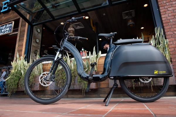 Premium e-bike bids to usher in new era of urban transportation
