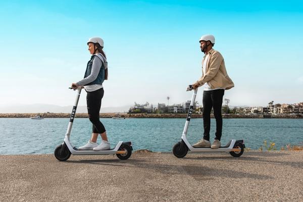 Bird reveals new 'eco-conscious' shared scooter model