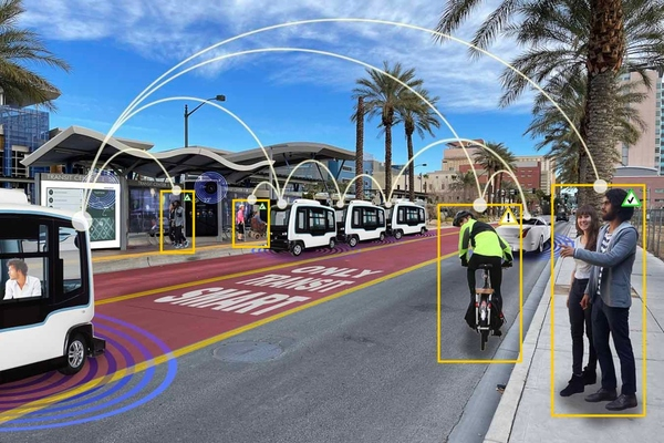 Las Vegas Medical District puts in place advanced mobility programme