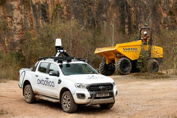 Consortium pilots safety framework for off-road autonomous vehicles
