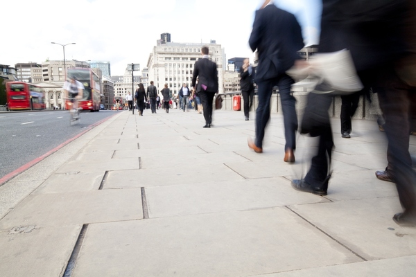 Transport for London gives walkers green light