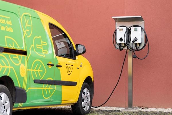Austrian postal service electrifies its fleet