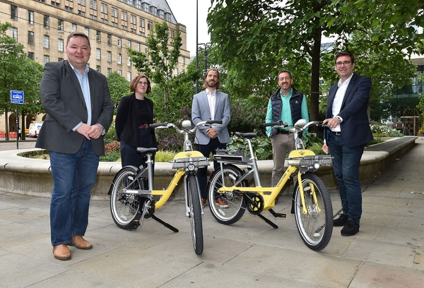 Greater Manchester chooses Beryl Bikes for cycle hire scheme