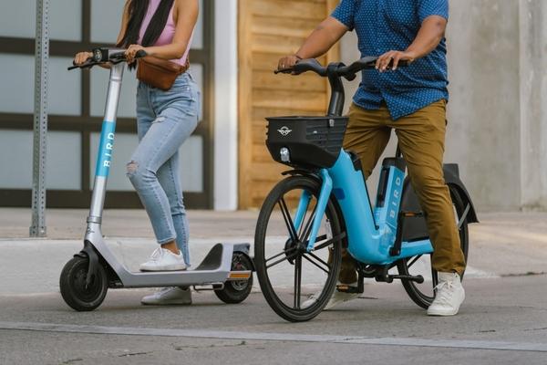 Bird launches shared e-bike and smart bikeshare platform