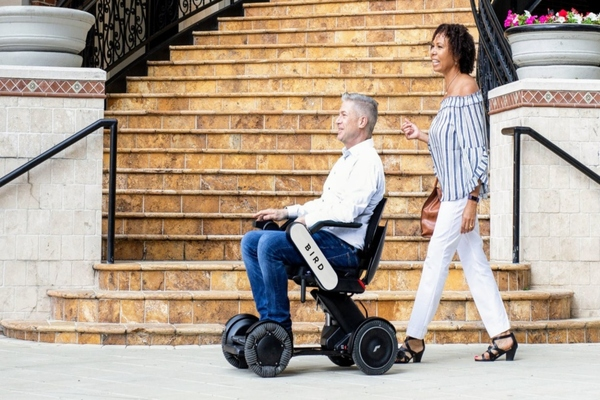 Bird and Scootaround want to widen the availability of accessible mobility options