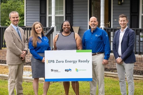 Chattanooga announces zero energy constructed home