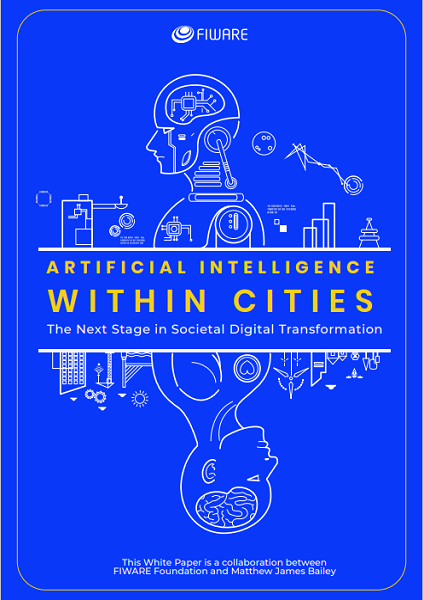 White Paper: Artificial Intelligence Within Cities – The Next Stage in Societal Digital Transformation
