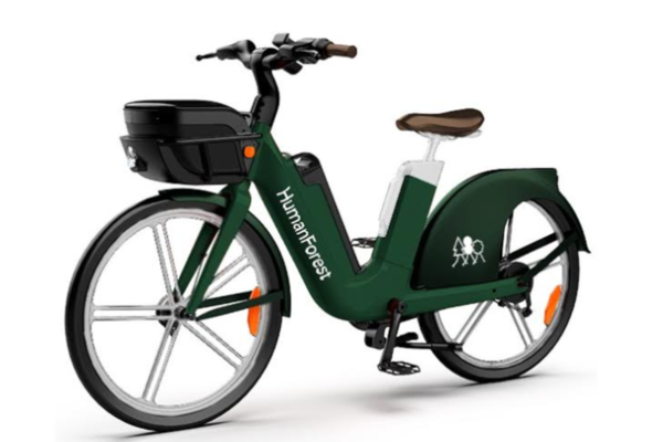 Sustainable electric bike fleet to launch in London
