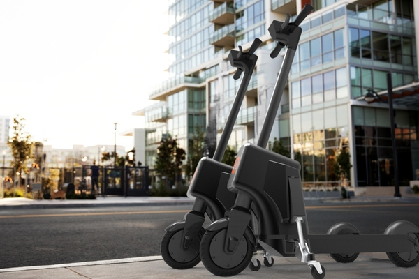 Pilot project aims to increase safety for shared scooters