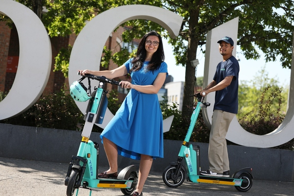 Ireland launches first e-scooter trial with ecosystem approach
