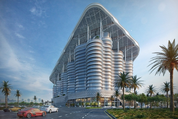 Dubai utility aims to create world's tallest and smartest net zero government building