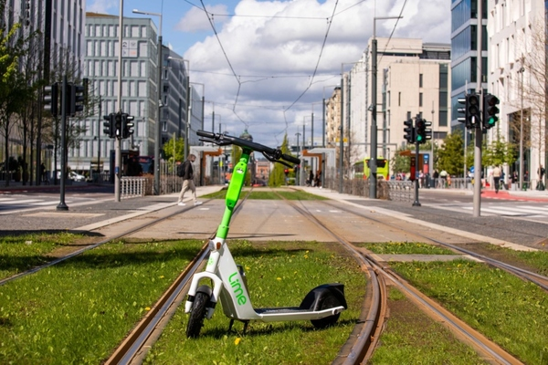 Companies join forces to improve safety for micromobility users