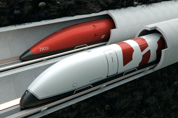 European testing facility planned to progress hyperloop