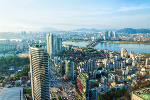 The smart sewer inspection system will be deployed in every district of Seoul next year