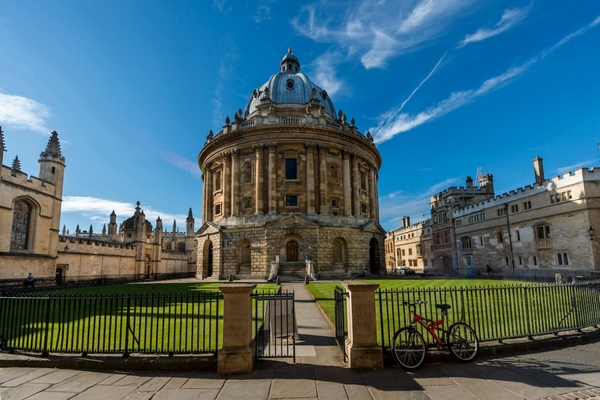 University of Oxford uses indoor mapping technology to upgrade estate management