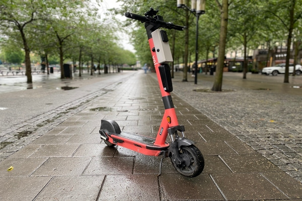 Computer vision e-scooter technology to be trialled in UK city