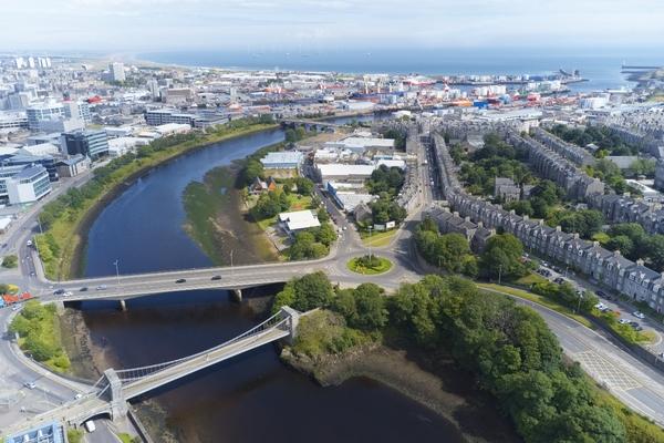 Scottish city reaches full-fibre roll-out milestone