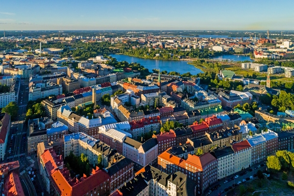 Helsinki urban tech incubator teams with local universities