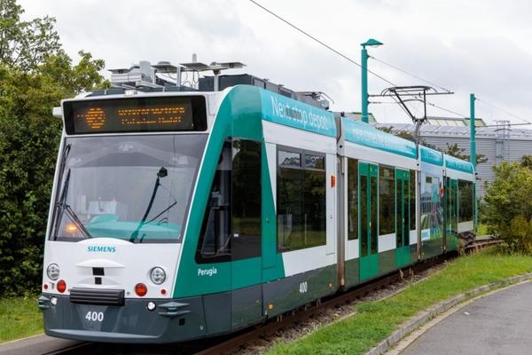Consortium completes key stage of autonomous tram depot project