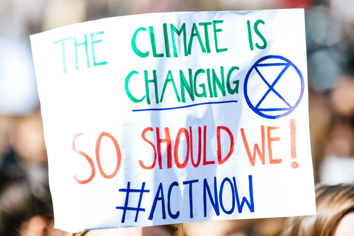 Climate change protestors urge action ahead of COP26