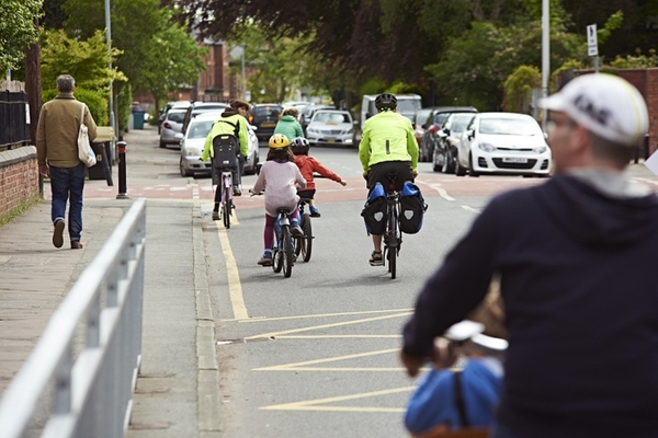 Manchester uses artificial intelligence to gain more insight into active travel