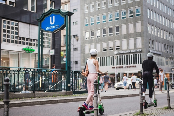 Lime and Jelbi extend micromobility access in Berlin-Biesdorf