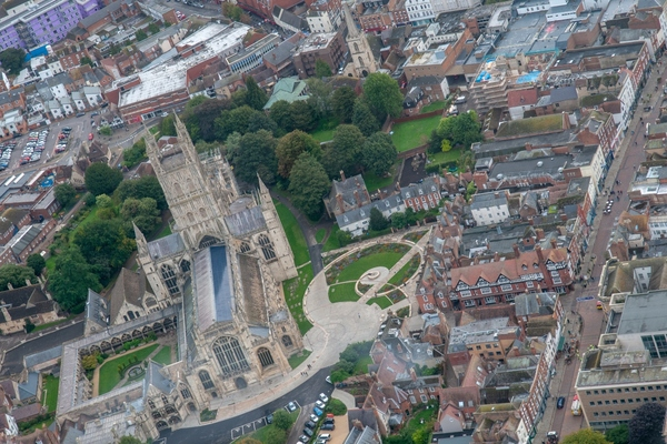 The UK city of Gloucester is set to benefit from improved connectivity options