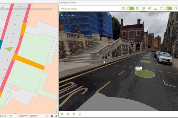 London borough creates digital twin with new street imagery