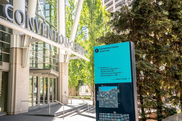 Wayfinding system created to help Seattle become most walkable city in America