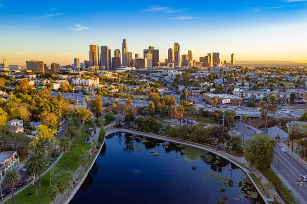 Los Angeles commits to 100 per cent zero-carbon energy by 2035