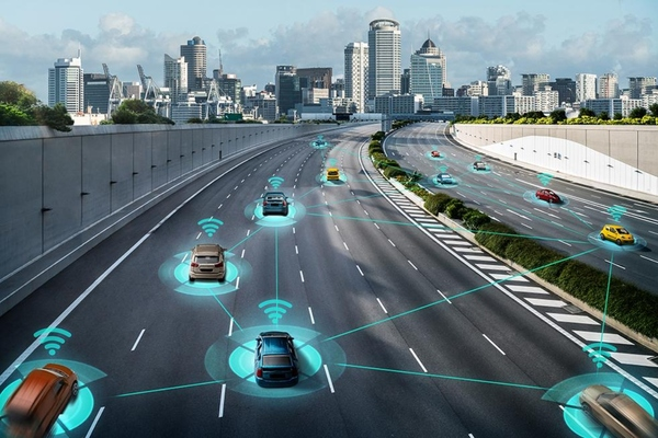 By 2030, it is predicted around 95 per cent of new vehicles sold globally will be connected