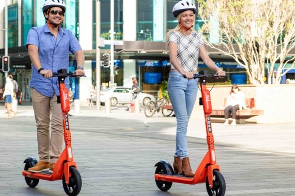 New Zealand city expands micromobility portfolio