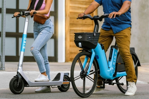San Diego becomes first US city to roll out Bird's latest shared e-bikes