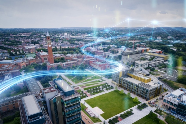 UK university partners to create 'smartest' campus in the world