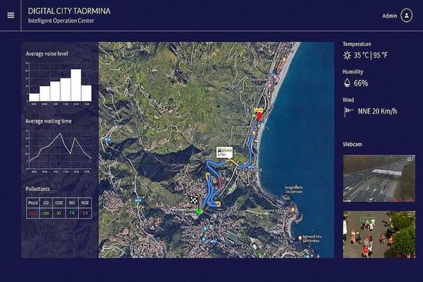 Italian tourist destination to become smart city prototype