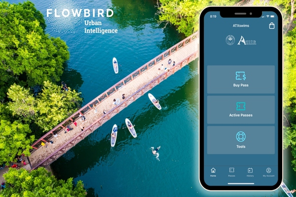 Austin launches mobile application for swimming pool admission